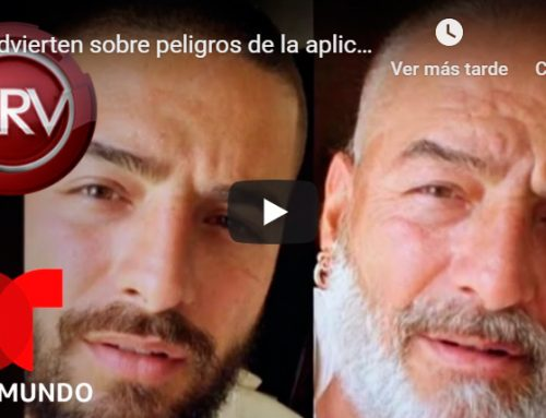 Advierten sobre peligros de la aplicación FaceApp que transforma rostros | Al Rojo Vivo | Telemundo