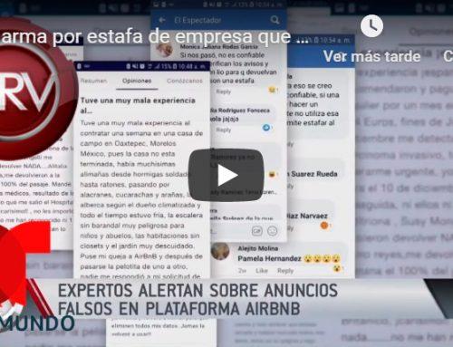 Alarma por estafa de empresa que suplanta a Airbnb | Al Rojo Vivo | Telemundo