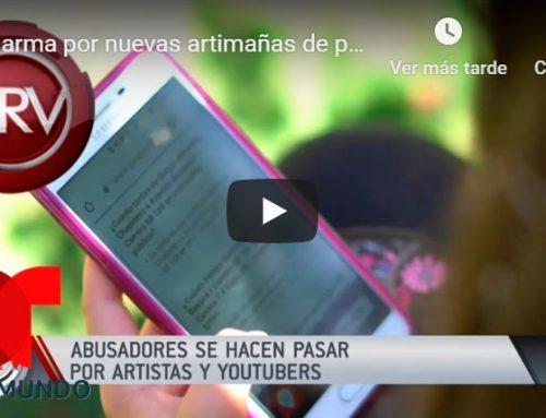 Alarma por nuevas artimañas de pedófilos   Al Rojo Vivo   Telemundo
