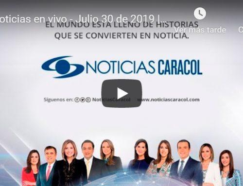 Noticias en vivo – Julio 30 de 2019 | Noticias Caracol